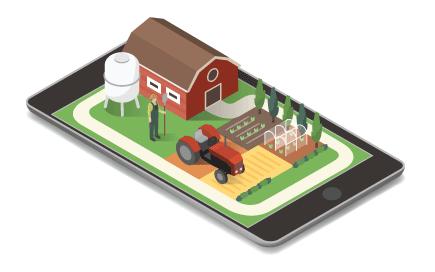 Smart Farming Hope For The World Opportunity For