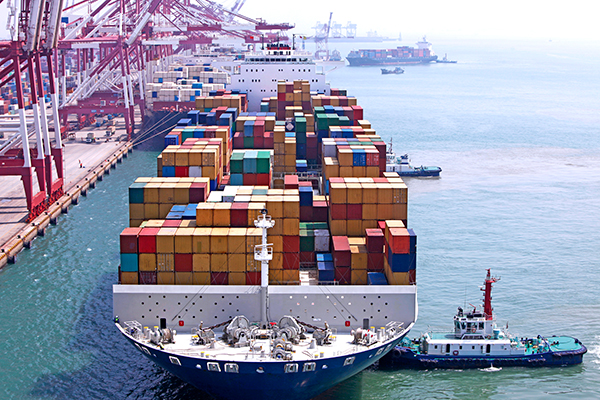 Thai exports in February expanded by 5 9% from one-time